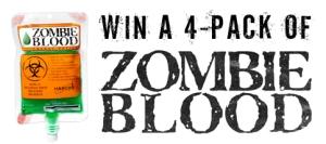 Zombie Blood Contest