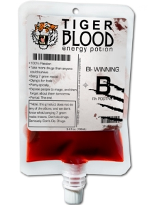 tiger blood energy shot